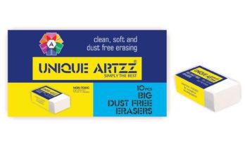 Big Dust Free Eraser