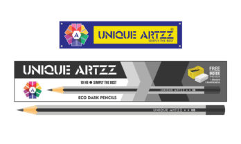 Black & White Pencil